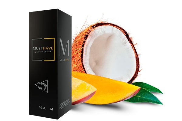 Aroma M - KTS Must Have - Aroma (Kokos, Mango, Frische)