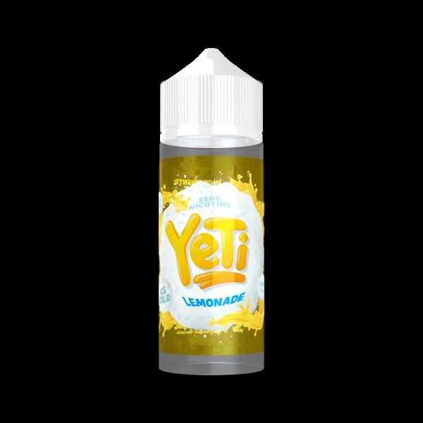 LEMONADE 100 ml Liquid Overdosed - YETI (Limonade, Frische)