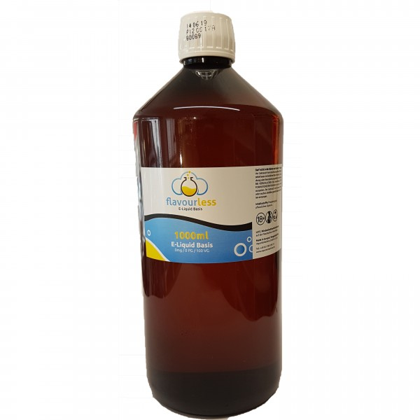 Base Flavourless (100% VG 1Liter)