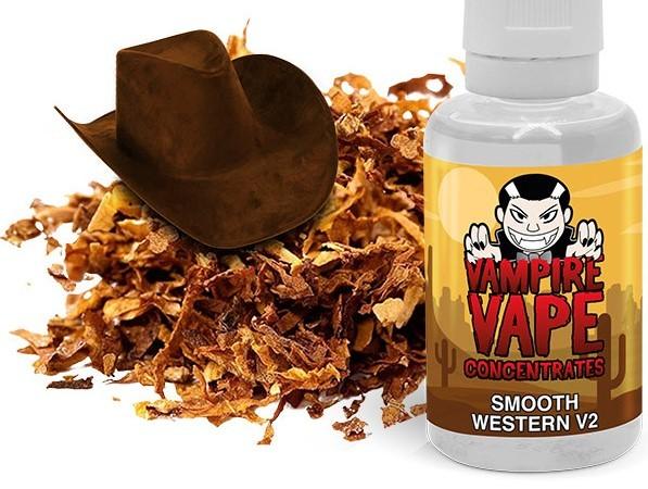 Smooth Weston Tobacco Aroma - Vampire Vape - 30 ml (Tabak)