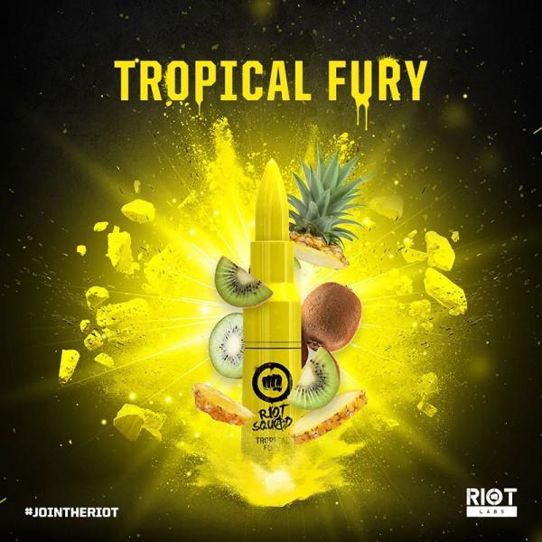 TROPICAL FURY - Riot Squad Aroma (tropischen Früchte)