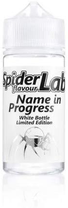 NAME IN PROGRESS - Spider Lab - Aroma (Brombeeren, Erdbeeren, Minze, geheime Zutat)