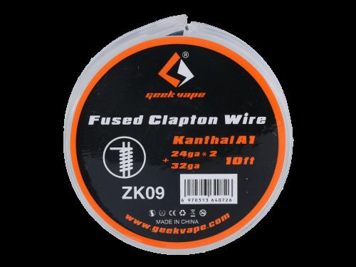 Fused Clapton Kanthal A1 Wickeldraht - Geekvape