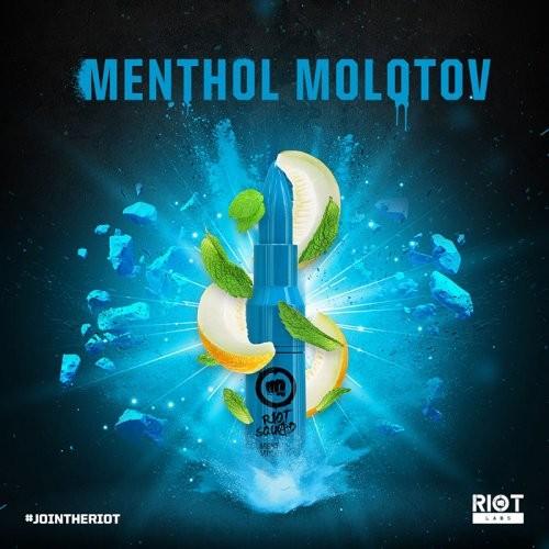 MENTHOL MOLOTOV - Riot Squad Aroma (tropische Früchte, Menthol)