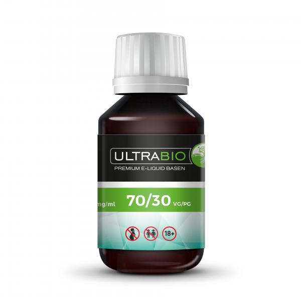 Base 70/30 (VG/PG) - Ultrabio (ohne Nikotin)