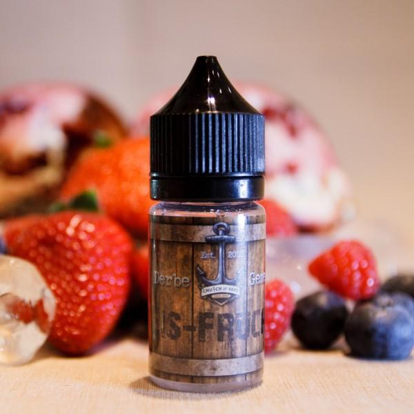 Eis Fruechte - Derbe Gezeiten - Aroma (Früchte, Frische)