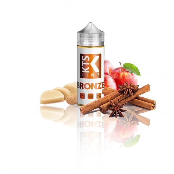 BRONZE - KTS - Aroma (Marzipan, Zimt, rote Äpfel)