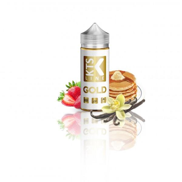 GOLD - KTS - Aroma (Pfannkuchen, Erdbeeren, Vanillesoße)