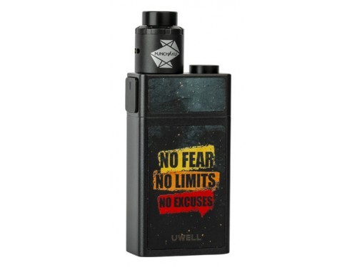Blocks E-Zigaretten Set UWELL